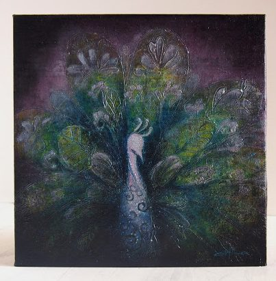 purple-plumage-original-textured-acrylic-painting-chingteoh-7