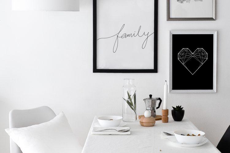 ahmoy Contemporary Modern Minimalist Art Prints for Interiors